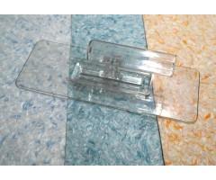 Полутер для нанесения жидких обоев (прозрачный)